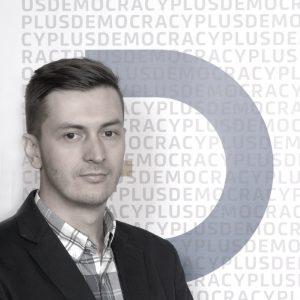 Ngadhnjim Halilaj Democracy Plus D+