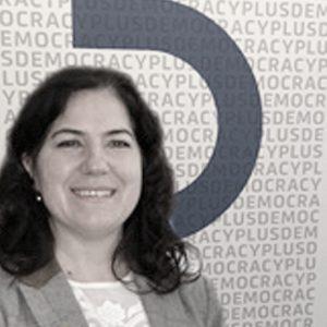 Remzije Istrefi Democracy Plus Bord