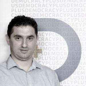 Valmir Ismaili Hulumtues i Larte Democracy Plus